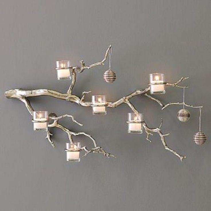 wanddecoratie lichtjes