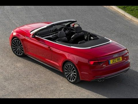 Audi A5 Cabriolet 2017 review and pictures