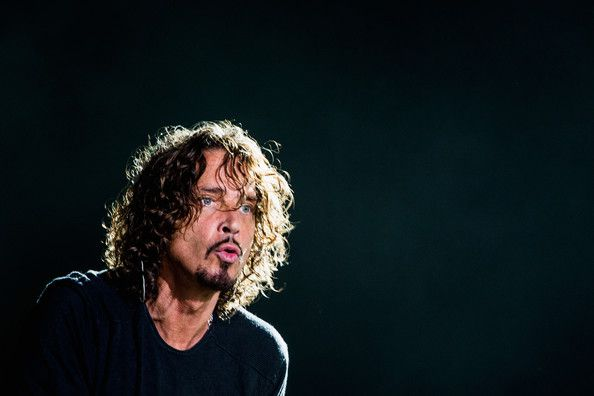 Chris Cornell Photos Photos - Chris Cornell of Soundgarden performs on stage during the 2014 Lollapalooza Brazil at Autodromo de Interlagos on April 6, 2014 in Sao Paulo, Brazil. - 2014 Lollapalooza Brazil - Day  #chriscornell #soundgarden #audioslave
