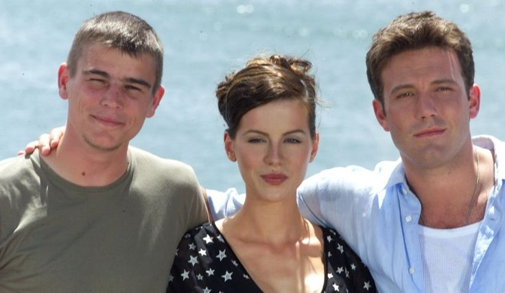 Cast of Pearl Harbor: Josh Hartnett, Kate Beckinsale, and Ben Affleck