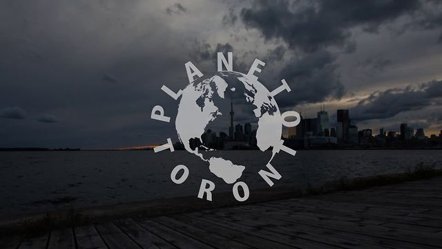 Planet Toronto by Ryan Emond. Beautiful video - shots of Toronto in the style of the Planet Earth series