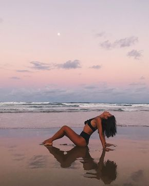 Me and the Beach 🏝 – #Beach #Fotografíadeplaya #Fotosdeverano #FotosEnLaPlay… – Happy Panda
