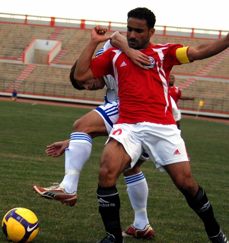 Yemen - Ali Al-Nono #yemeni #footballer #alialnono