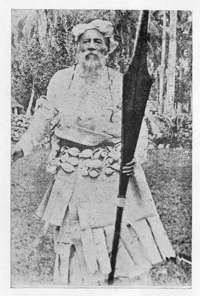 Journal of the Polynesian Society: Niue Island And Its People, By S. Percy Smith, P 195-218
