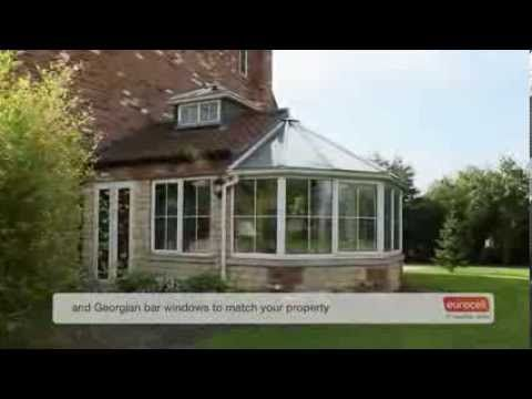 Create a stylish retreat for your home with #Eurocell conservatories! #homeimprovement http://www.eurocell.co.uk/homeowners/17/conservatories-overview-1