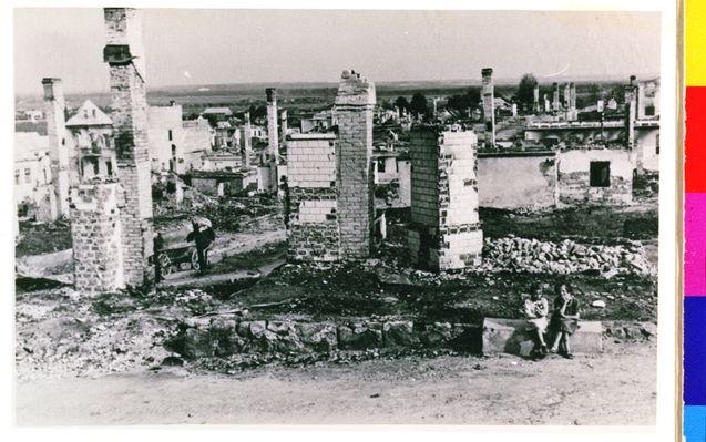Ruins of the Ghetto