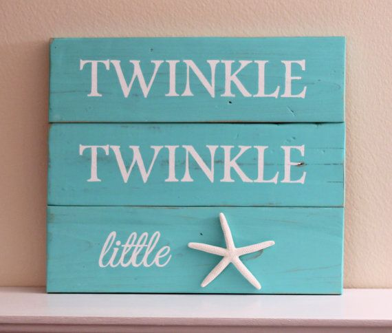 This Twinkle Twinkle Little star sign, is perfect for any childs room and the perfect nursery rhyme to sooth any little one. It would also fit perfectly in a…