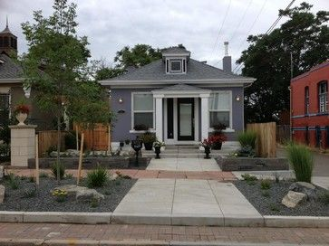 Best Xeriscape  Arid Landscaping Images On Pinterest Dry - Urban front yard landscaping ideas