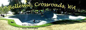 Bellevue Crossroads scooter skate park - pro scooter shop