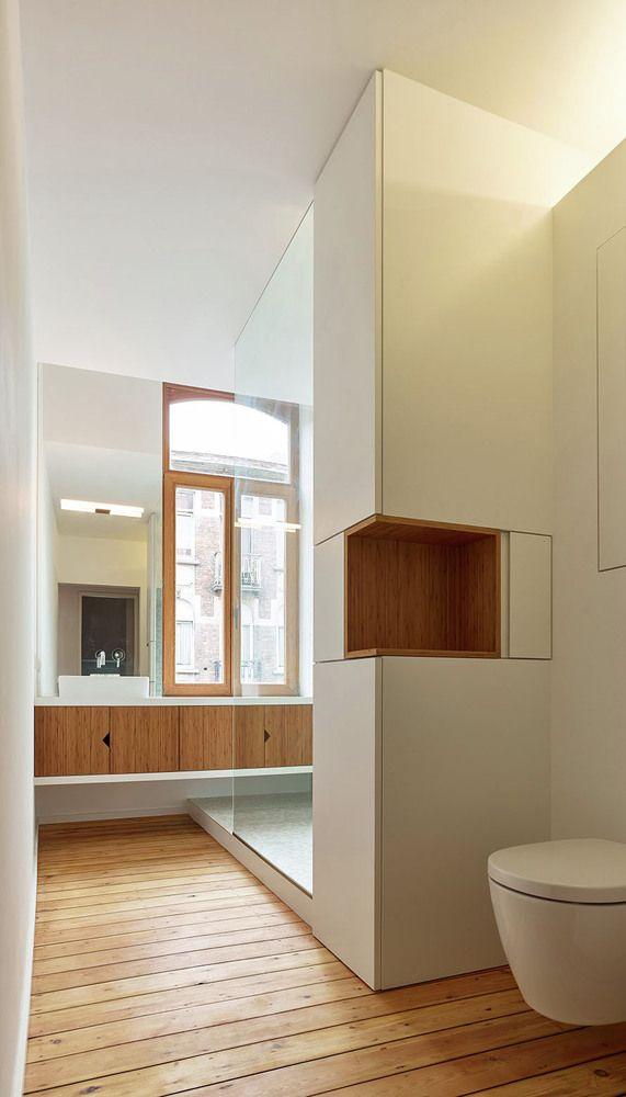 Galería - Remodelación casa adosada / Edouard Brunet + François Martens - 16