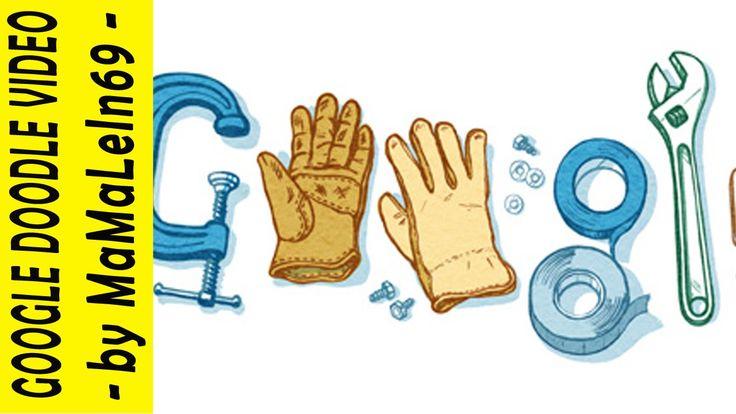 劳动节, Labour Day, 근로자의 날, 勞動節, Tag der Arbeit 2015 Google Doodle #mamalein69