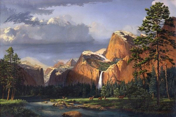 Amazon.com: Painting Realistic Landscapes with Dorothy ...