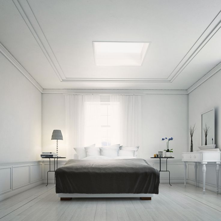 ECO+ glass rooflights stylish, high performing flat roof windows that cost a fraction of the cost of other skylights. Perfect for your bedroom!