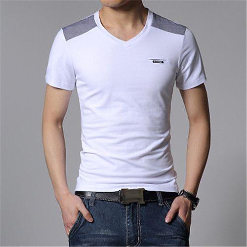 moda casual de la camiseta de los hombres 2017 - $14.99