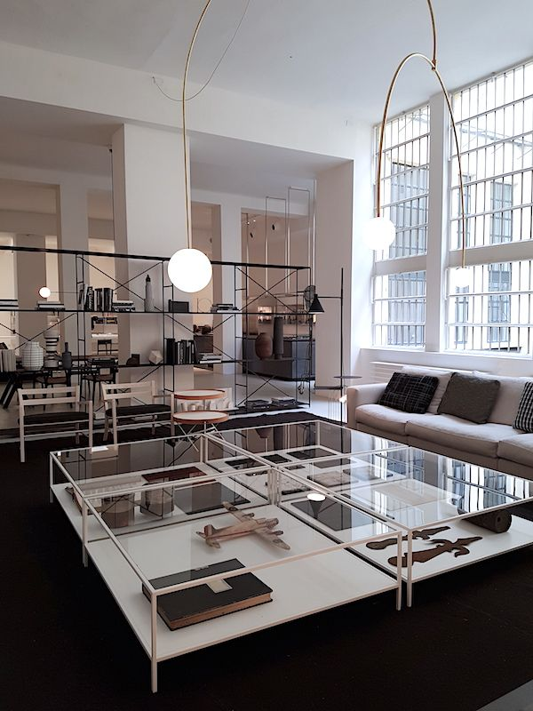 Let Me Show You The Amazing De Padova Flagship Store I Visited In Milan Interior Design BlogsScandinavian