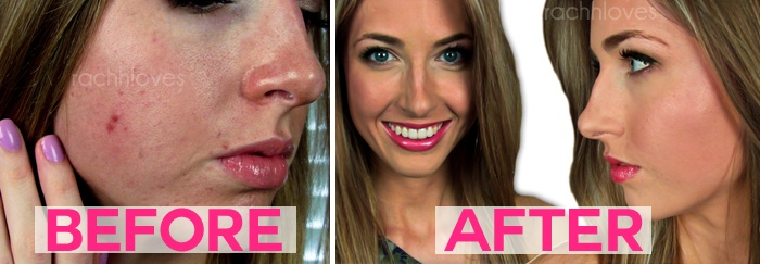 Rachhloves: My Flawless Foundation Routine: Stays ALL DAY!