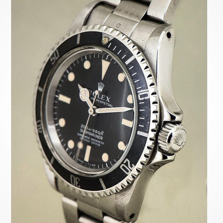 """""""For sale from @thebeautifulwatch is this @rolex Submariner Ref 5512 priced at € 13.500,= See all trusted offers on www.RolexPassionMarket.com """""""