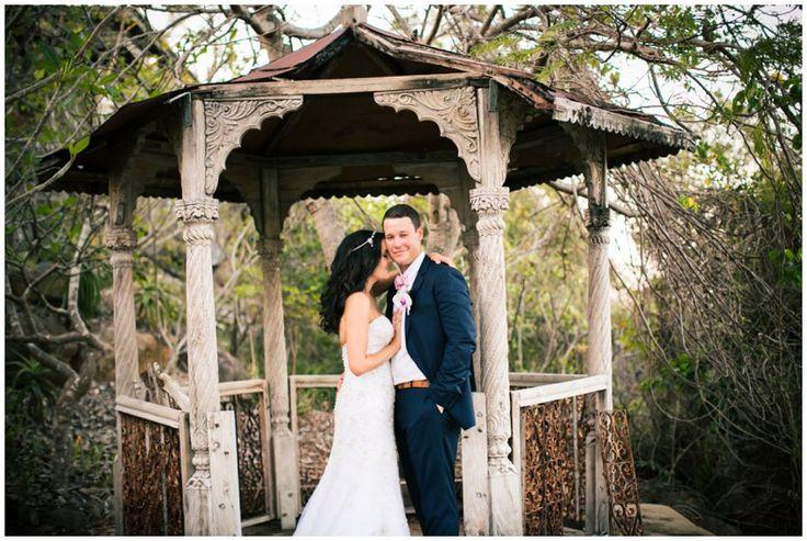 Villa Botanica Wedding   Melissa & Steve