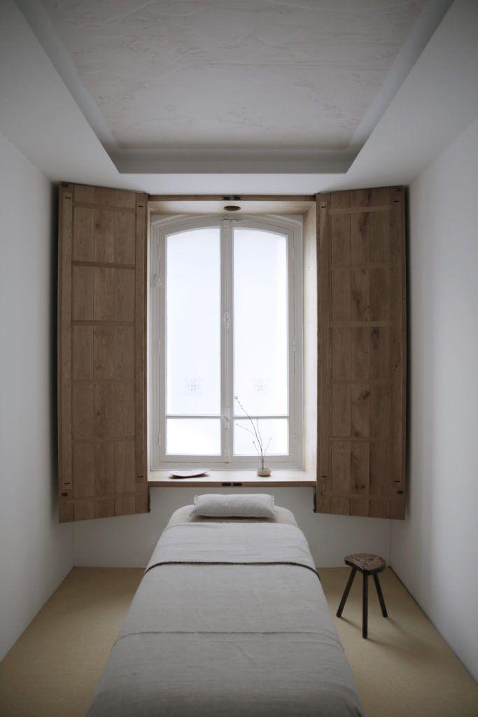 Emmanuelle Simon Architecte D Interieur Et Designer Paris Decoracion De Cabina Dormitorios Diseno De Interiores