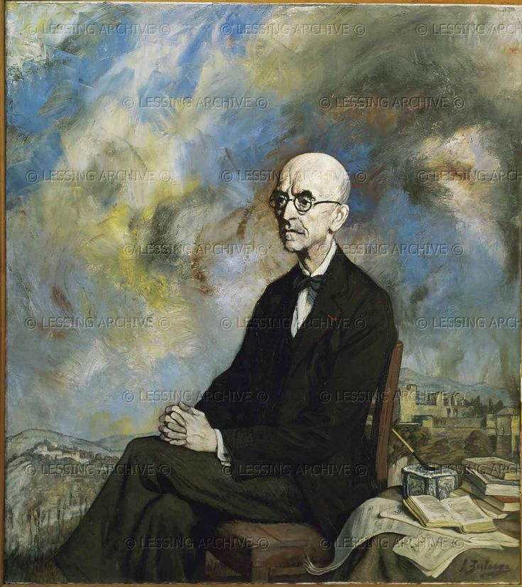 Zuloaga portrait of Manuel de Falla.  De Falla, who wrote El Amor Brujo, organized the Concurso del Cante Jondo in 1922 in Granada, enlisting the help of El Gran Vasco, Zuloaga, & the poet Lorca, amongst others.