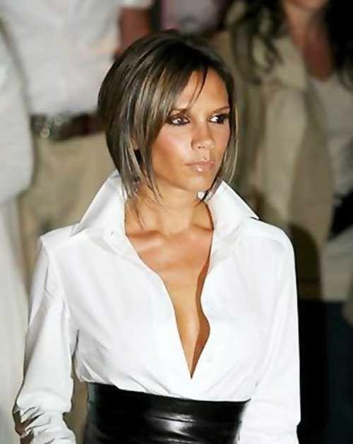 Victoria Beckham Frisur Nachmachen Stilvolle Frisur Website Foto Blog