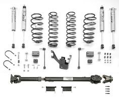 Jeep Lift Kits 101 - Choosing The Right Lift Kit For Your Jeep!