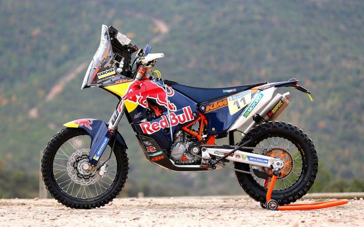 2016 KTM Factory Dakar Rally Team | DERESTRICTED