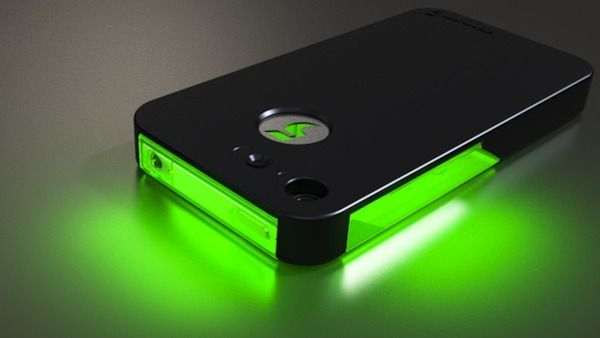 Never Miss a Notification With This Flashing iPhone Case!: Iphone Cases, Ipad Iphone, Technology, Tech Stuff, Phones, Flashing Iphone