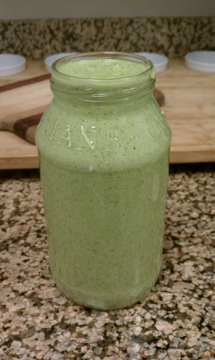 I discovered the year before last when I began this crazy journey of healing through nutrition that I have a talent for making salad dressings. One of the first I made was my version of El Torito's...