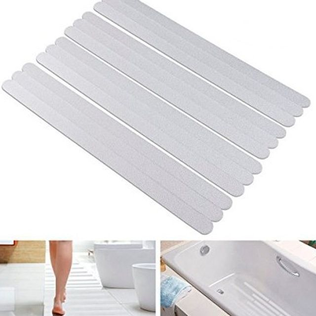 Ootdty 6pcs Bath Shower Durable And Effective Anti Slip Tapes Non