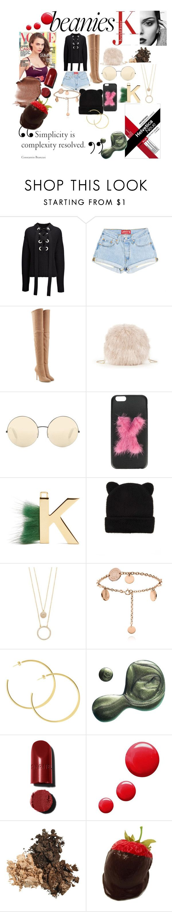 """Untitled #24"" by charisma-natalie-putri-kemalsyach ❤ liked on Polyvore featuring Joseph, Balmain, Sole Society, Victoria Beckham, Fendi, Forever 21, Kate Spade, Illamasqua and Topshop"