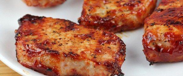 Foto - Receita de costelinhas de porco com molho de alho e mel