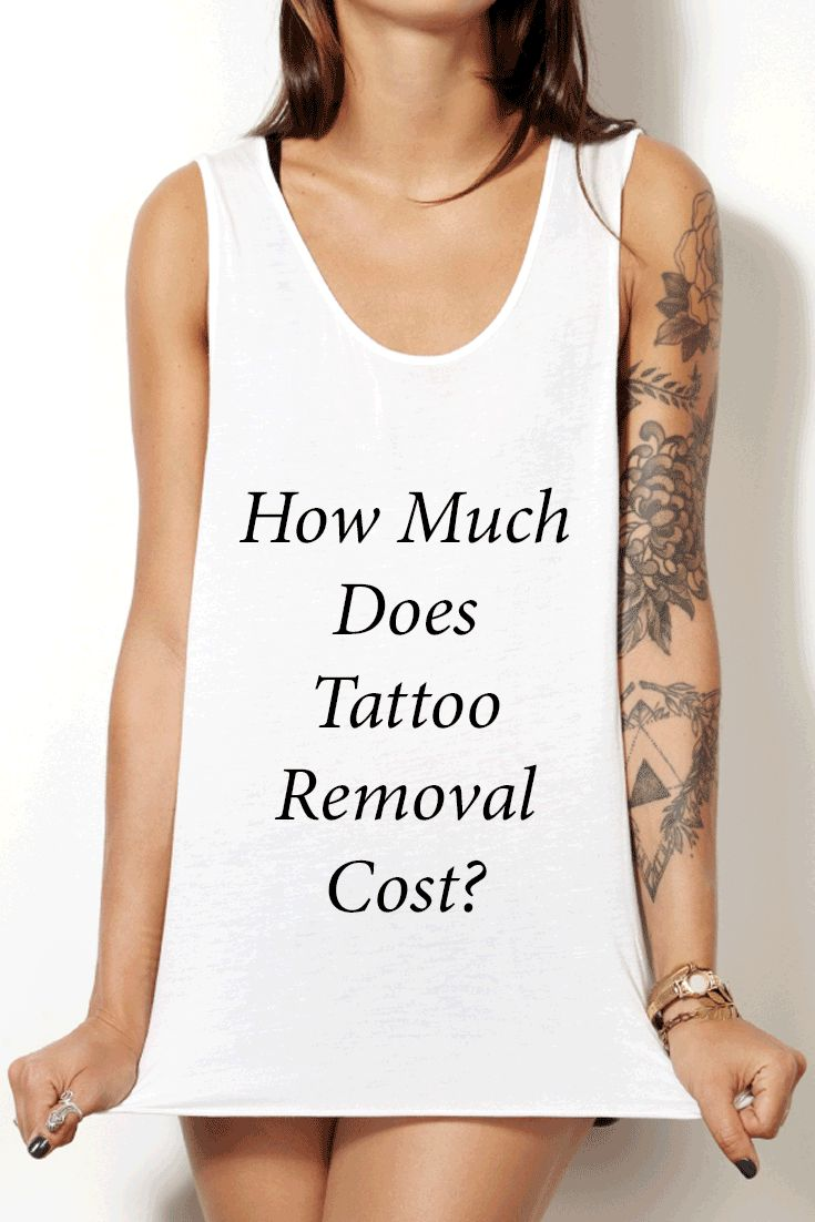 25 best ideas about tattoo removal cost on pinterest for What is the cost of tattoo removal
