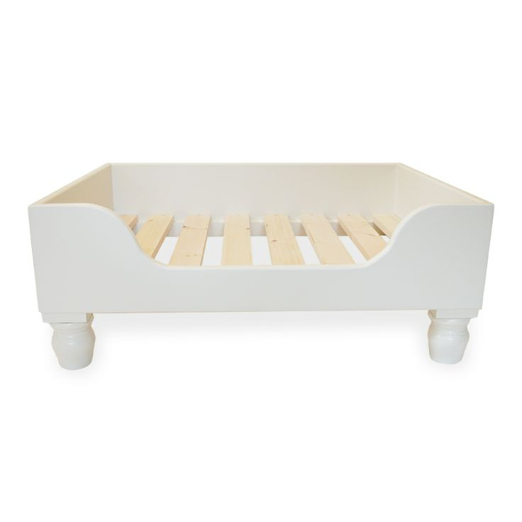 Wooden bed frame available from #hugoandhennie