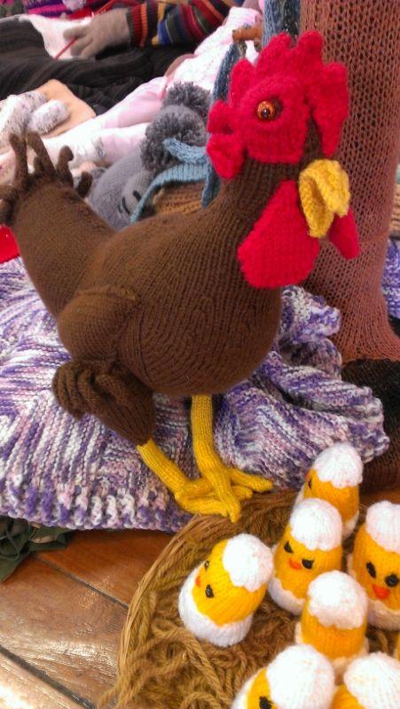 Chicken by Robyn Hooke