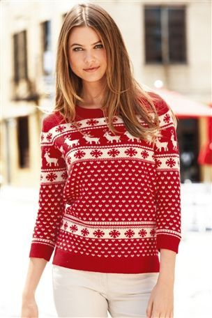 12 best Christmas Jumpers images on Pinterest | Christmas jumpers ...