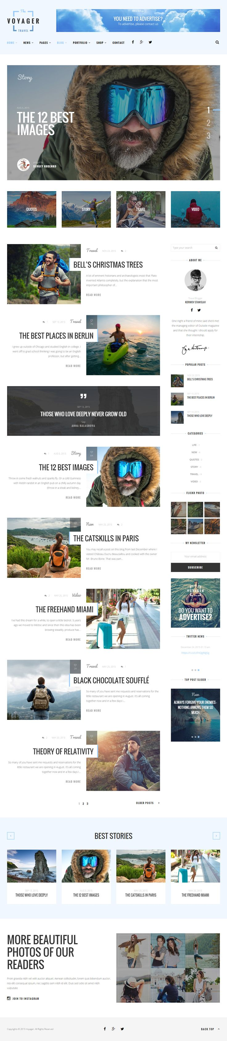 6321 besten Wordpress Theme Bilder auf Pinterest | Wordpress theme ...