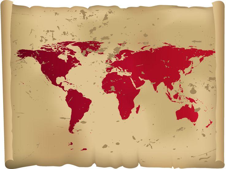 16 wallpaper mapa mundi - photo #30