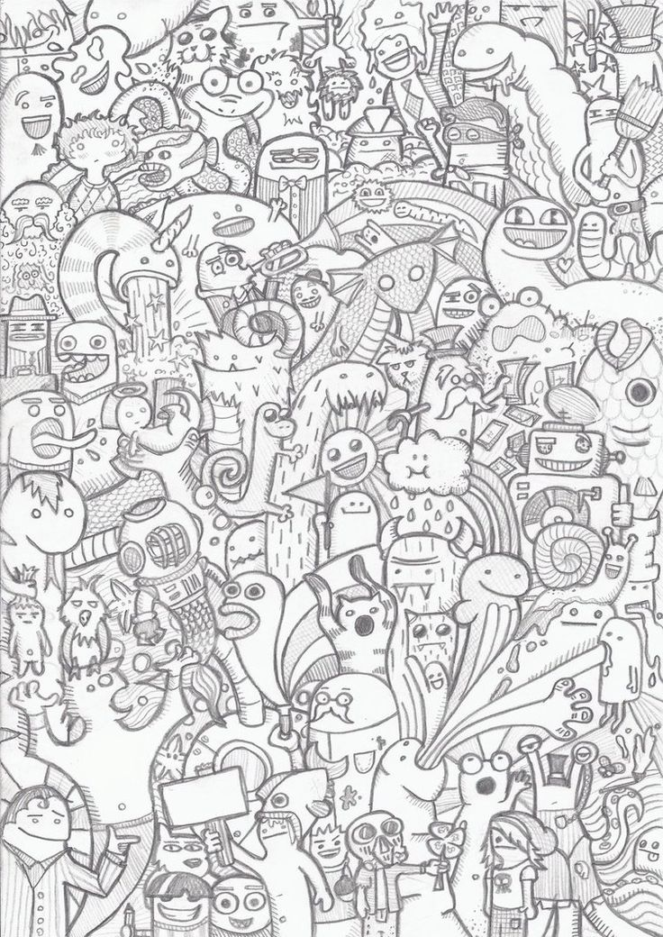 1000 images about kawaii doodle on pinterest digi for Doodle coloring pages