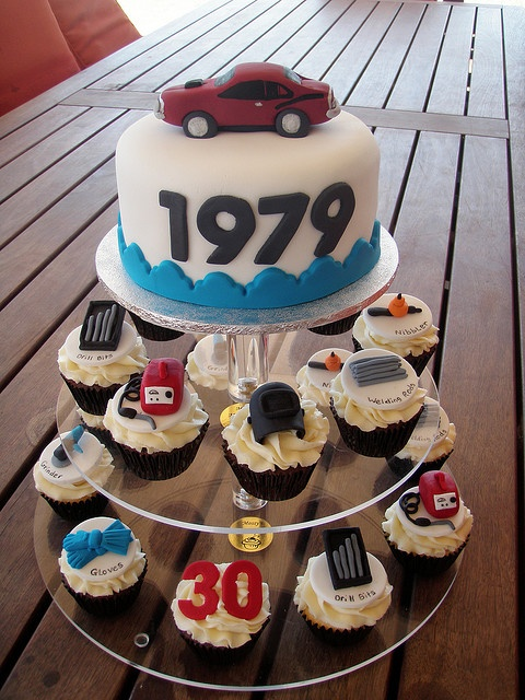 Cupcake Decorating Ideas For Seniors : 22 best images about welding themed cakes on Pinterest ...