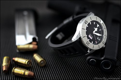 Aegir CD-2 gun and ammo