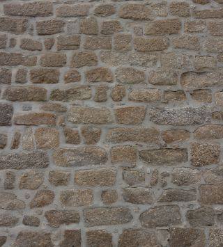 Antique walls from Rome and other old towns in Europe, as a collection of nice damaged bricks in all variations for texturing.