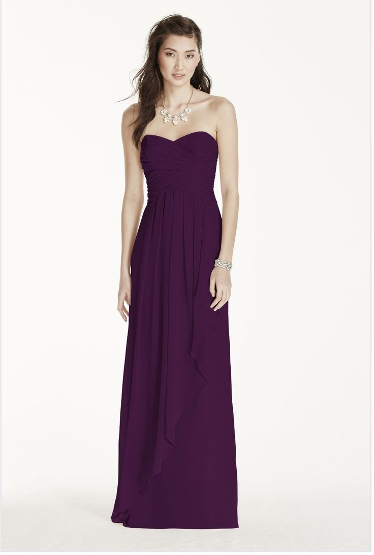 41 best davids bridal bridesmaid dresses images on pinterest find the perfect bridesmaid dresses at davids bridal our bridesmaid dresses include all styles colors such as purple gold red lace ombrellifo Image collections
