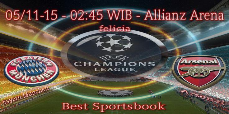 By : Felicia | UEFA CHAMPIONS LEAGUE | Bayern Munchen vs Arsenal | Gmail : ag.dewibet@gmail.com YM : ag.dewibet@yahoo.com Line : dewibola88 BB : 2B261360 Path : dewibola88 Wechat : dewi_bet Instagram : dewibola88 Pinterest : dewibola88 Twitter : dewibola88 WhatsApp : dewibola88 Google+ : DEWIBET BBM Channel : C002DE376 Flickr : felicia.lim Tumblr : felicia.lim Facebook : dewibola88
