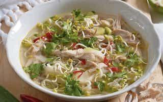 Pre milovníkov ázijskej kuchyne: Vietnamská kuracia polievka