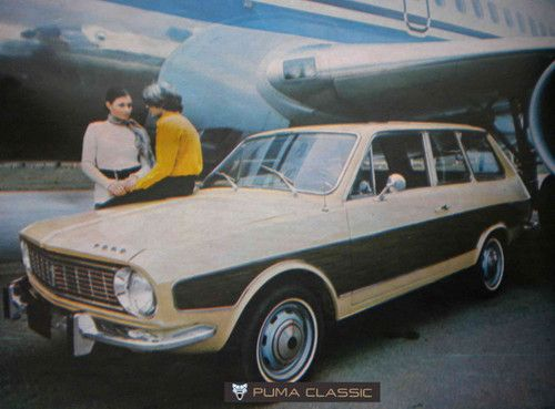 1971 Ford Belina Luxo Especial - Brasil