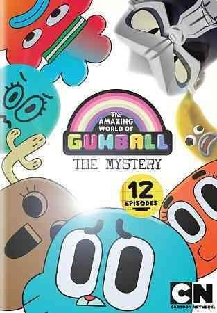The Amazing World Of Gumball: The Mystery