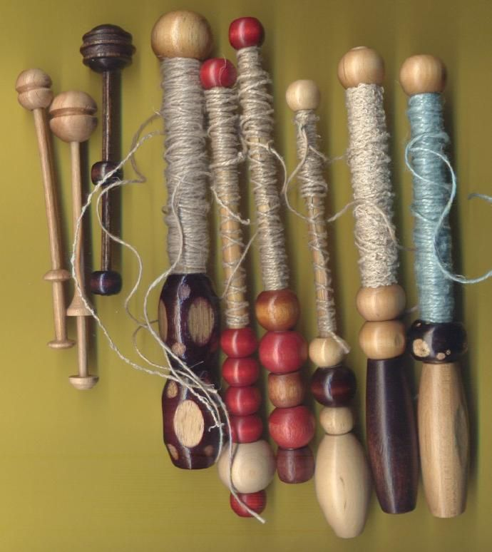 The Pennypincher's Guide to Bobbin Lacemaking - LACEIOLI
