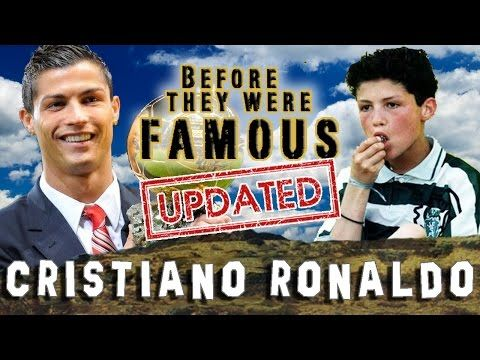 Before Cristiano Ronaldo Became Famous: A Look At His Life Before The Glitz