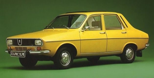 DACIA 1300 - Romania's flagship car